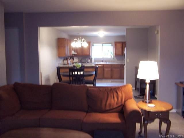 267 W Cedar Street 2D, Norwalk, CT 06854 (MLS #170367940) :: Coldwell Banker Premiere Realtors