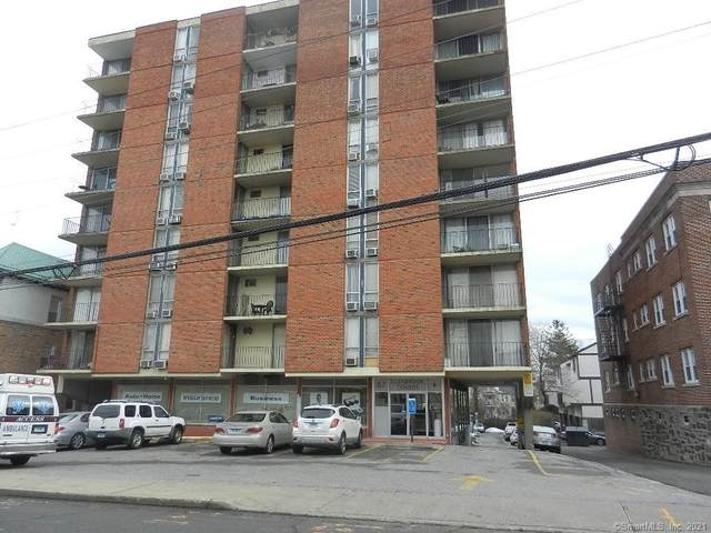 87 Glenbrook Road 3G, Stamford, CT 06902 (MLS #170367943) :: Galatas Real Estate Group
