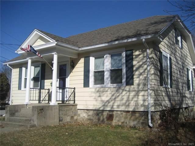 45 Fanning Avenue, Norwich, CT 06360 (MLS #170367985) :: GEN Next Real Estate