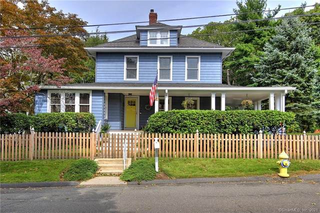 26 Priscilla Place, Trumbull, CT 06611 (MLS #170367997) :: Tim Dent Real Estate Group