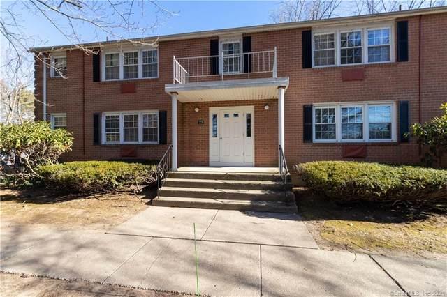 8 Brickyard Road 25D, Farmington, CT 06032 (MLS #170368061) :: Around Town Real Estate Team