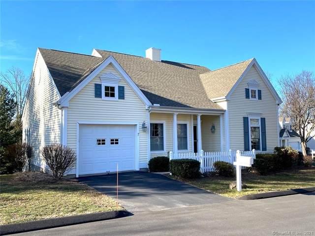 7 Barns Hill Road #7, Farmington, CT 06032 (MLS #170368069) :: Around Town Real Estate Team