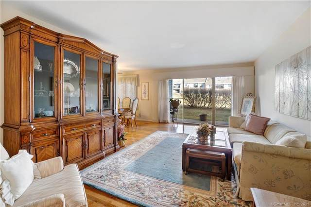 121 Florence Road 1A, Branford, CT 06405 (MLS #170368071) :: Spectrum Real Estate Consultants