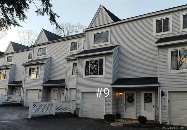 69 Northwest Drive #9, Plainville, CT 06062 (MLS #170368106) :: Forever Homes Real Estate, LLC