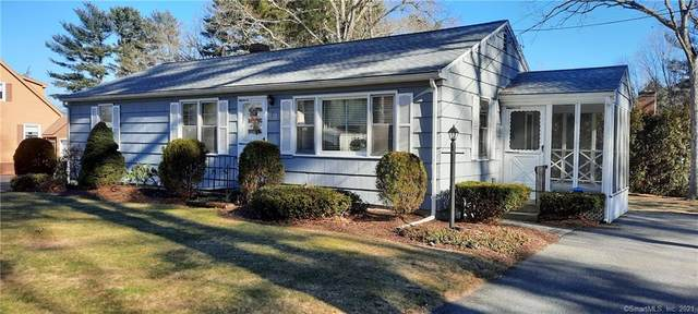 1 Oakwood Drive, Thompson, CT 06277 (MLS #170368119) :: Galatas Real Estate Group
