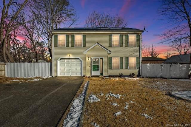 92 Ojibwa Road, Shelton, CT 06484 (MLS #170368122) :: Tim Dent Real Estate Group