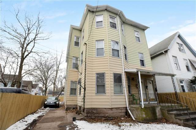 124 Newhall Street, New Haven, CT 06511 (MLS #170368123) :: Carbutti & Co Realtors