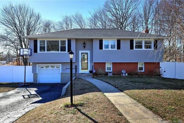 11 Jillson Drive, East Haven, CT 06512 (MLS #170368124) :: Tim Dent Real Estate Group