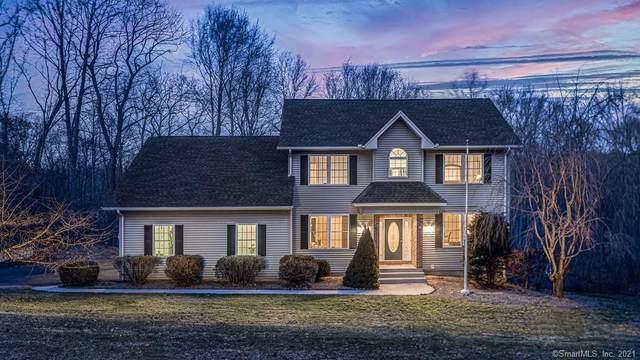 119 Noah Lane, Tolland, CT 06084 (MLS #170368131) :: Around Town Real Estate Team