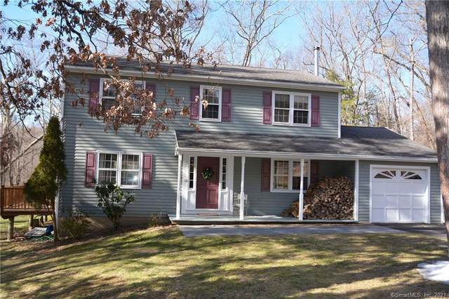 65 Arrowhead Way, Woodbury, CT 06798 (MLS #170368157) :: Next Level Group