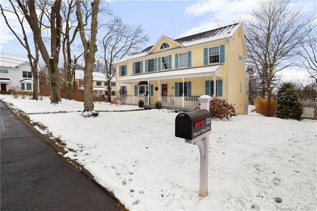 33 Bauer Place Extension, Westport, CT 06880 (MLS #170368178) :: Tim Dent Real Estate Group