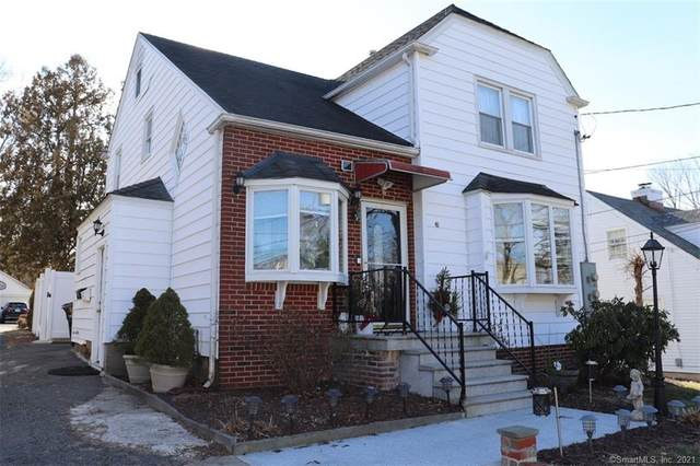 34 Bradley Place, Stamford, CT 06905 (MLS #170368200) :: The Higgins Group - The CT Home Finder