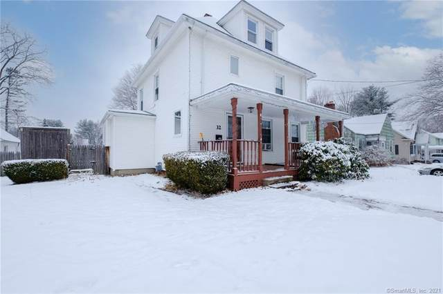 32 Starkweather Street, Manchester, CT 06042 (MLS #170368227) :: Tim Dent Real Estate Group