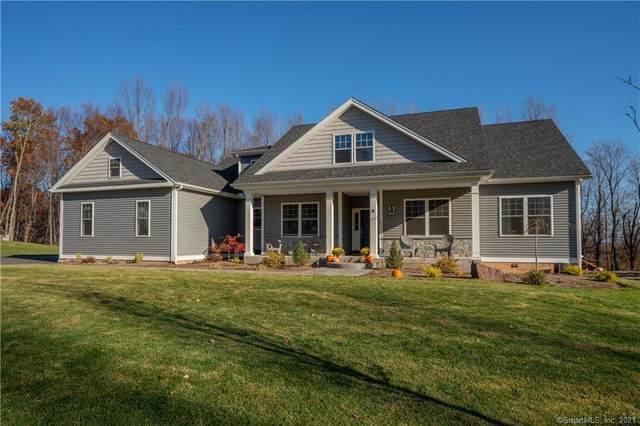 4 Anthonys Way, Bloomfield, CT 06002 (MLS #170368277) :: Around Town Real Estate Team