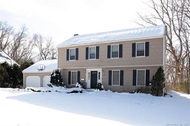 67 Southridge Drive, Waterbury, CT 06708 (MLS #170368279) :: Tim Dent Real Estate Group