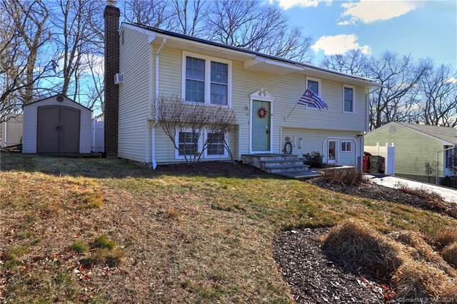17 Carriage Drive, Naugatuck, CT 06770 (MLS #170368297) :: Carbutti & Co Realtors