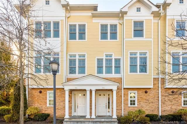 70 Riverdale Avenue #701, Greenwich, CT 06831 (MLS #170368302) :: Carbutti & Co Realtors
