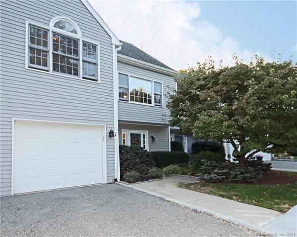 120 Prospect Street #53, Ridgefield, CT 06877 (MLS #170368333) :: Around Town Real Estate Team