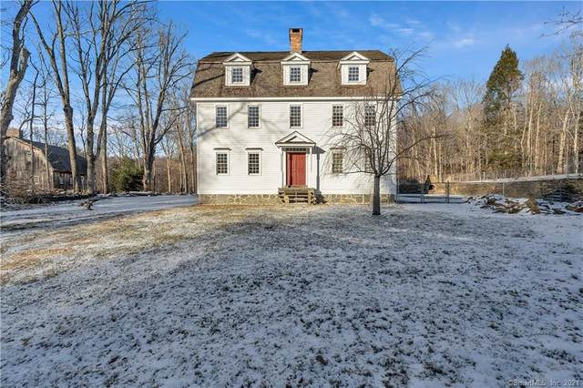 214 Tartia Road, East Hampton, CT 06424 (MLS #170368339) :: Around Town Real Estate Team