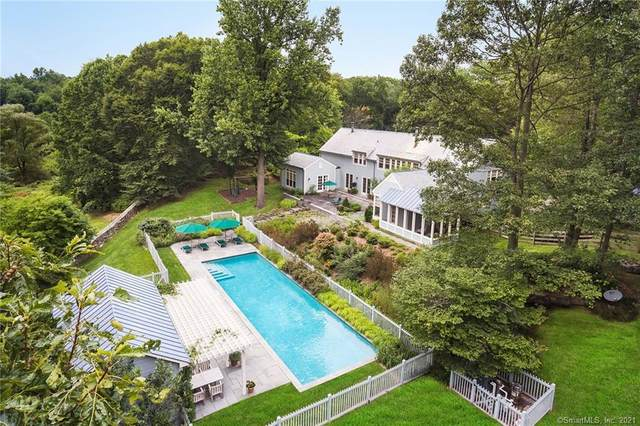 25 Cowdray Park Drive, Greenwich, CT 06831 (MLS #170368353) :: Tim Dent Real Estate Group