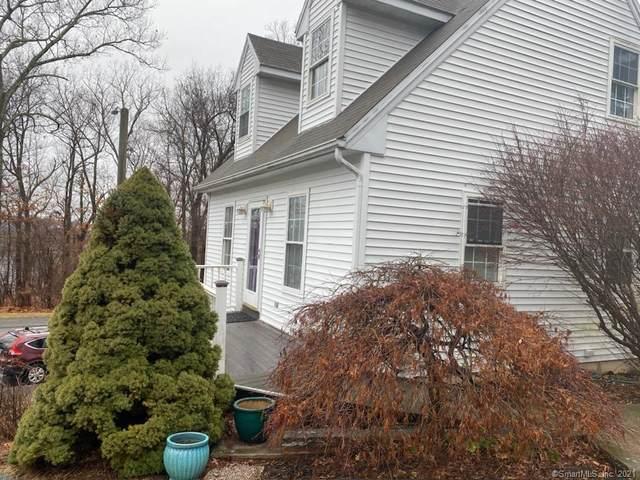 81 Sage Drive #81, Waterbury, CT 06704 (MLS #170368358) :: Around Town Real Estate Team