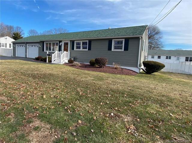 208 Benham Hill Road, West Haven, CT 06516 (MLS #170368371) :: Galatas Real Estate Group