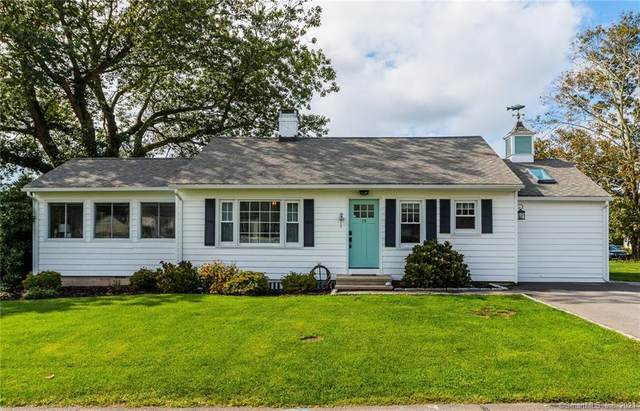 19 Saltaire Drive, Old Lyme, CT 06371 (MLS #170368407) :: Tim Dent Real Estate Group