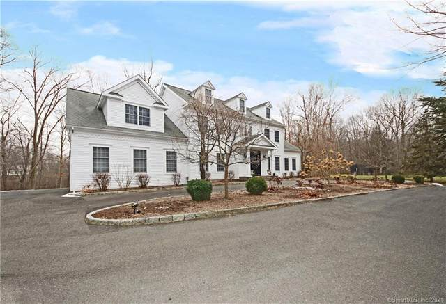 96 Hopewell Woods Road, Redding, CT 06896 (MLS #170368454) :: Around Town Real Estate Team