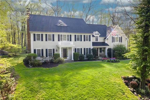 64 Topstone Road, Ridgefield, CT 06877 (MLS #170368464) :: Kendall Group Real Estate | Keller Williams