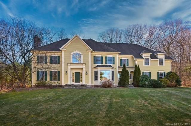 42 Old Stone Crossing, Simsbury, CT 06092 (MLS #170368475) :: Tim Dent Real Estate Group