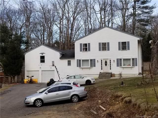 104 Long Ridge Road, Danbury, CT 06810 (MLS #170368498) :: Tim Dent Real Estate Group