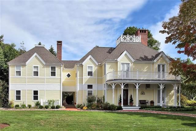 8 Apple Tree Trail, Westport, CT 06880 (MLS #170368509) :: Michael & Associates Premium Properties   MAPP TEAM
