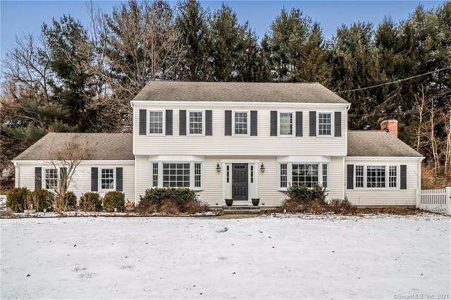 16 Long Mountain Road, New Milford, CT 06776 (MLS #170368524) :: Tim Dent Real Estate Group