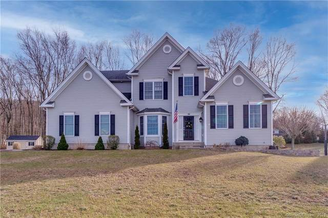 96 Rochela Drive, Southington, CT 06489 (MLS #170368565) :: Galatas Real Estate Group