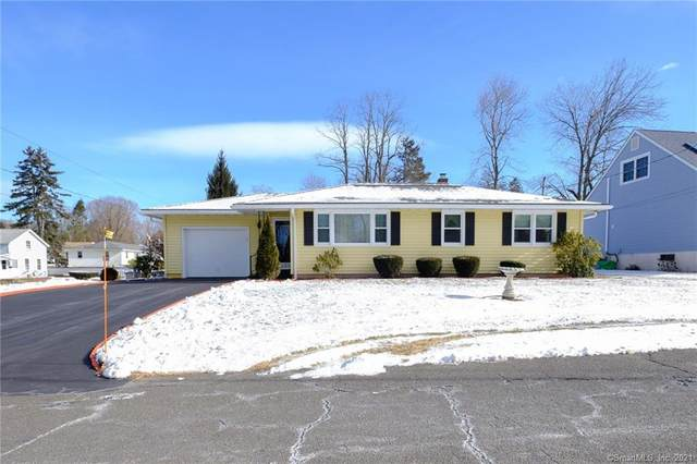 31 Fairview Lane, Naugatuck, CT 06770 (MLS #170368606) :: Spectrum Real Estate Consultants