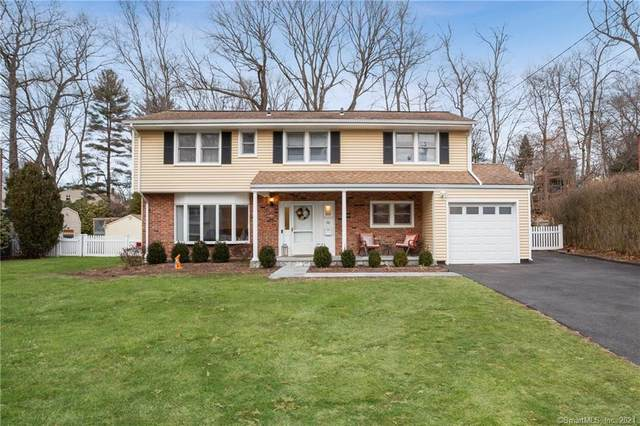 91 Rolling Wood Drive, Stamford, CT 06905 (MLS #170368610) :: The Higgins Group - The CT Home Finder