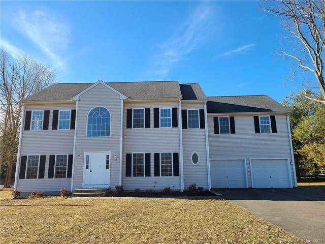 267 Woodhouse Avenue, Wallingford, CT 06492 (MLS #170368656) :: Galatas Real Estate Group