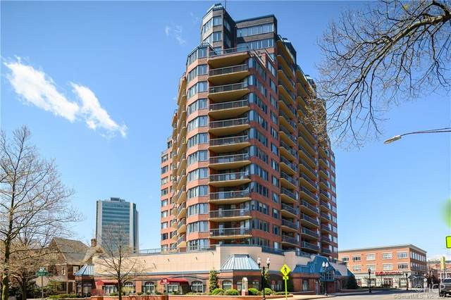 25 Forest Street 15C, Stamford, CT 06901 (MLS #170368680) :: The Higgins Group - The CT Home Finder