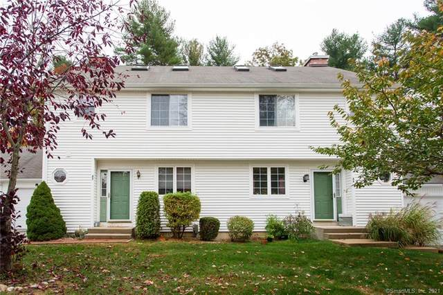 43 Samuel Lane #43, Mansfield, CT 06250 (MLS #170368694) :: Galatas Real Estate Group