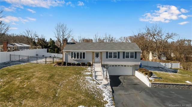 6 Zolan Drive, East Haven, CT 06513 (MLS #170368912) :: Tim Dent Real Estate Group