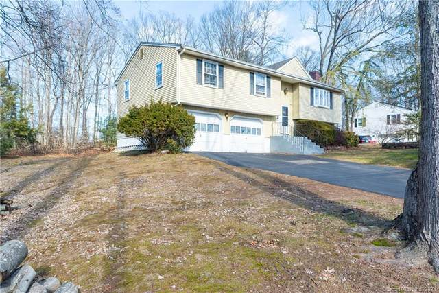 891 Tolland Turnpike, Manchester, CT 06042 (MLS #170368924) :: Tim Dent Real Estate Group