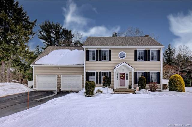 8 Winter Village Road, Granby, CT 06035 (MLS #170369003) :: Carbutti & Co Realtors