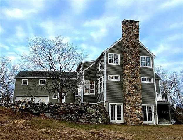 157 Godfrey Road E, Weston, CT 06883 (MLS #170369020) :: Tim Dent Real Estate Group