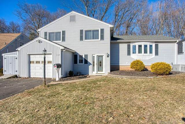 124 Brookside Road, Newington, CT 06111 (MLS #170369025) :: Carbutti & Co Realtors