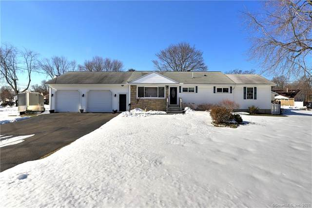 69 Aircraft Road, West Haven, CT 06516 (MLS #170369090) :: Tim Dent Real Estate Group