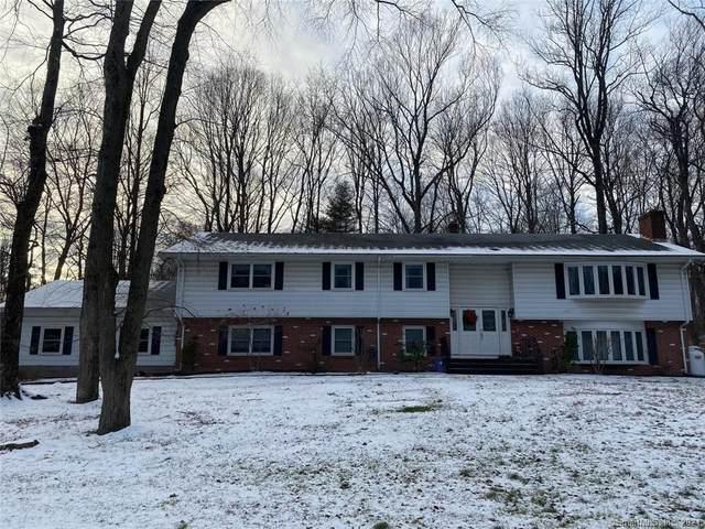 134 Pease Road, Woodbridge, CT 06525 (MLS #170369112) :: Around Town Real Estate Team