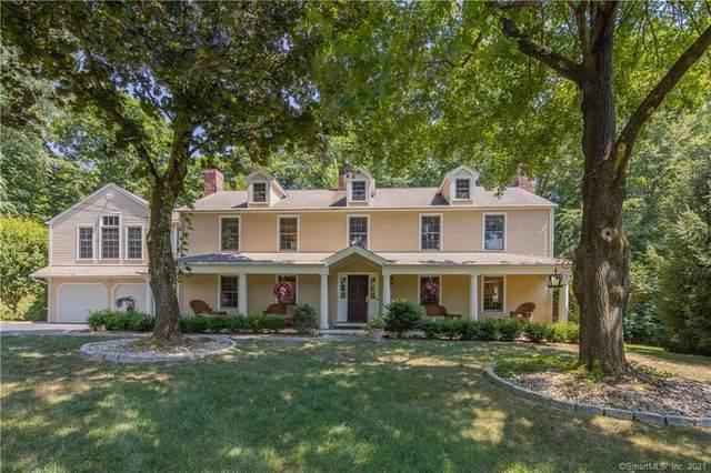 7 Wildwood Lane, Westport, CT 06880 (MLS #170369152) :: Tim Dent Real Estate Group