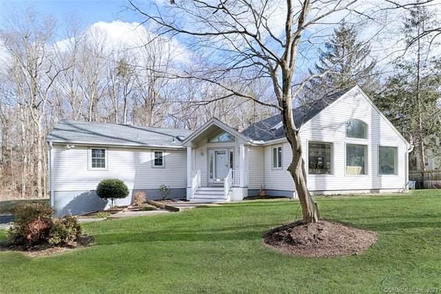 527 Hundred Acre Road, Orange, CT 06477 (MLS #170369166) :: Around Town Real Estate Team