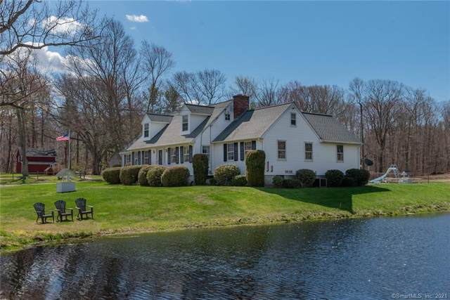 61 Cemetery Road, Colchester, CT 06415 (MLS #170369463) :: Next Level Group