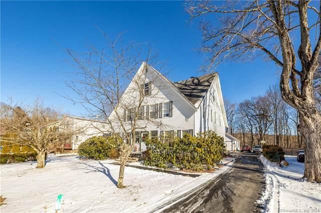 405-407 Main Street, Sprague, CT 06350 (MLS #170369533) :: Tim Dent Real Estate Group